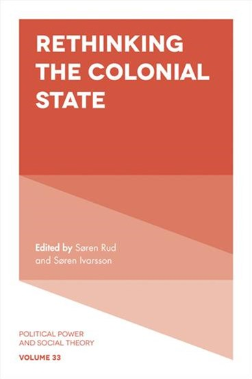 Rethinking the Colonial State
