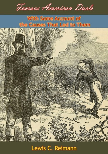 (ebook) Famous American Duels