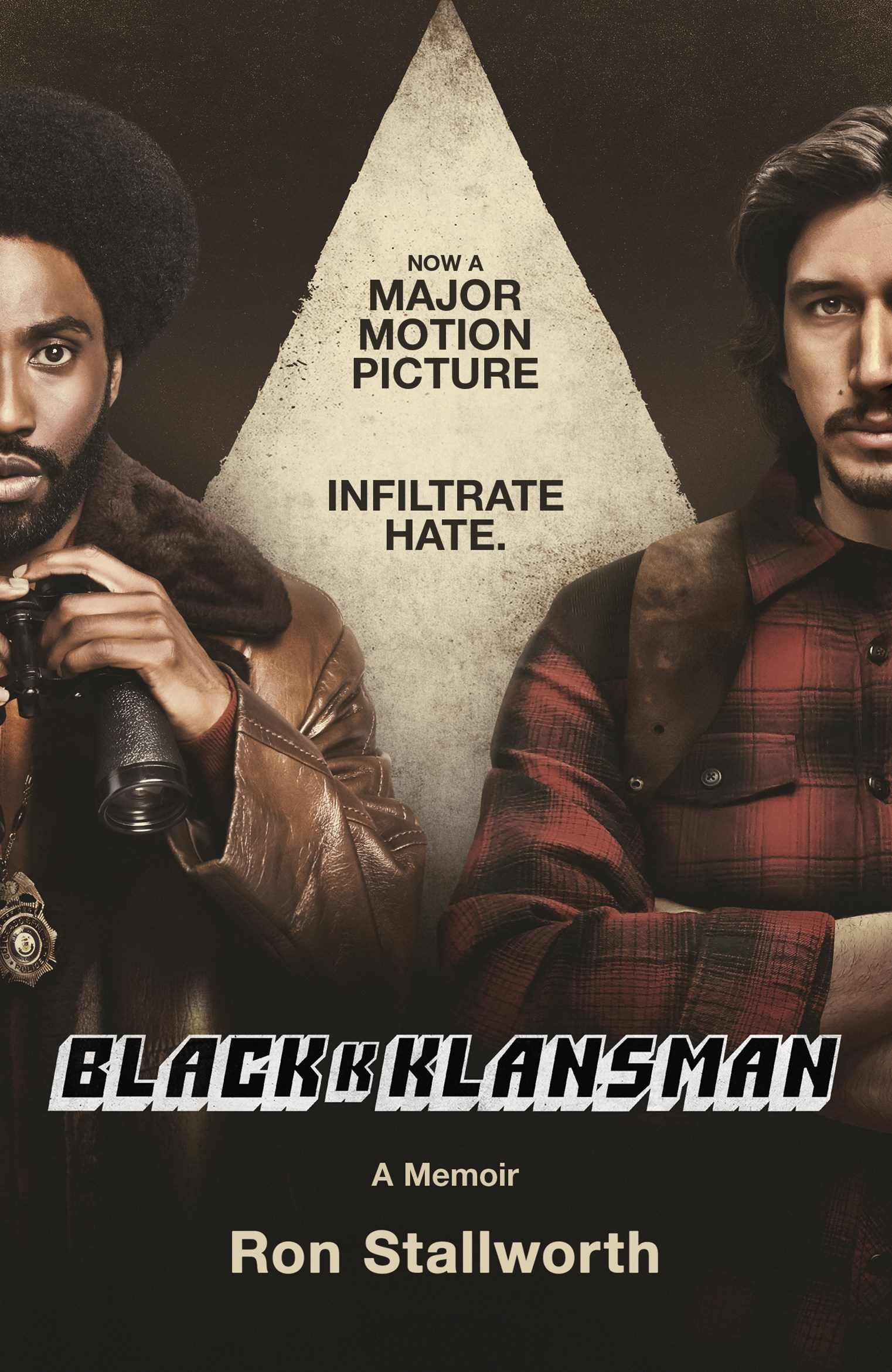 Black Klansman: Race, Hate, and the Undercover Investigation of Lifetime Film Tie In