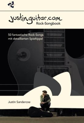 (ebook) Justin Guitar: Rock-Songbook