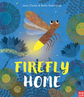 Firefly Home by Jane Clarke, Britta Teckentrup (9781788000239) - HardCover - Picture Books