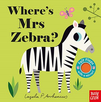 Where's Mrs Zebra?