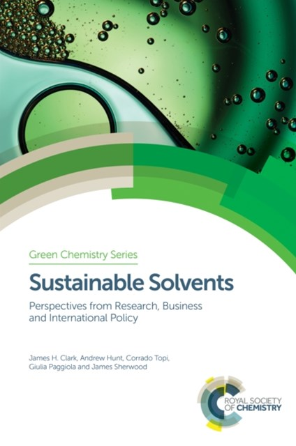 (ebook) Sustainable Solvents