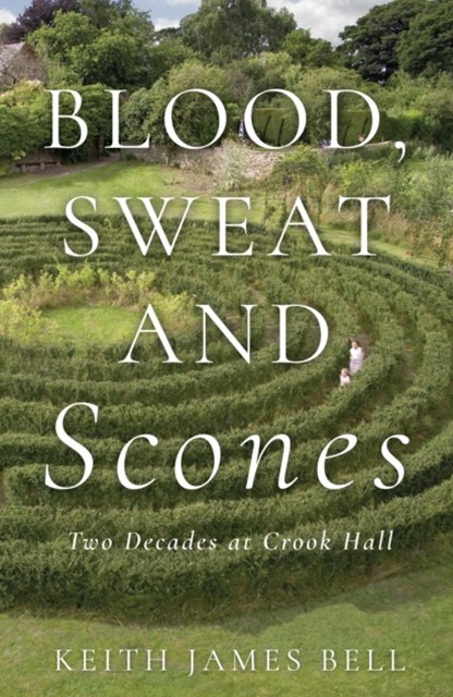 BLOOD SWEAT & SCONES