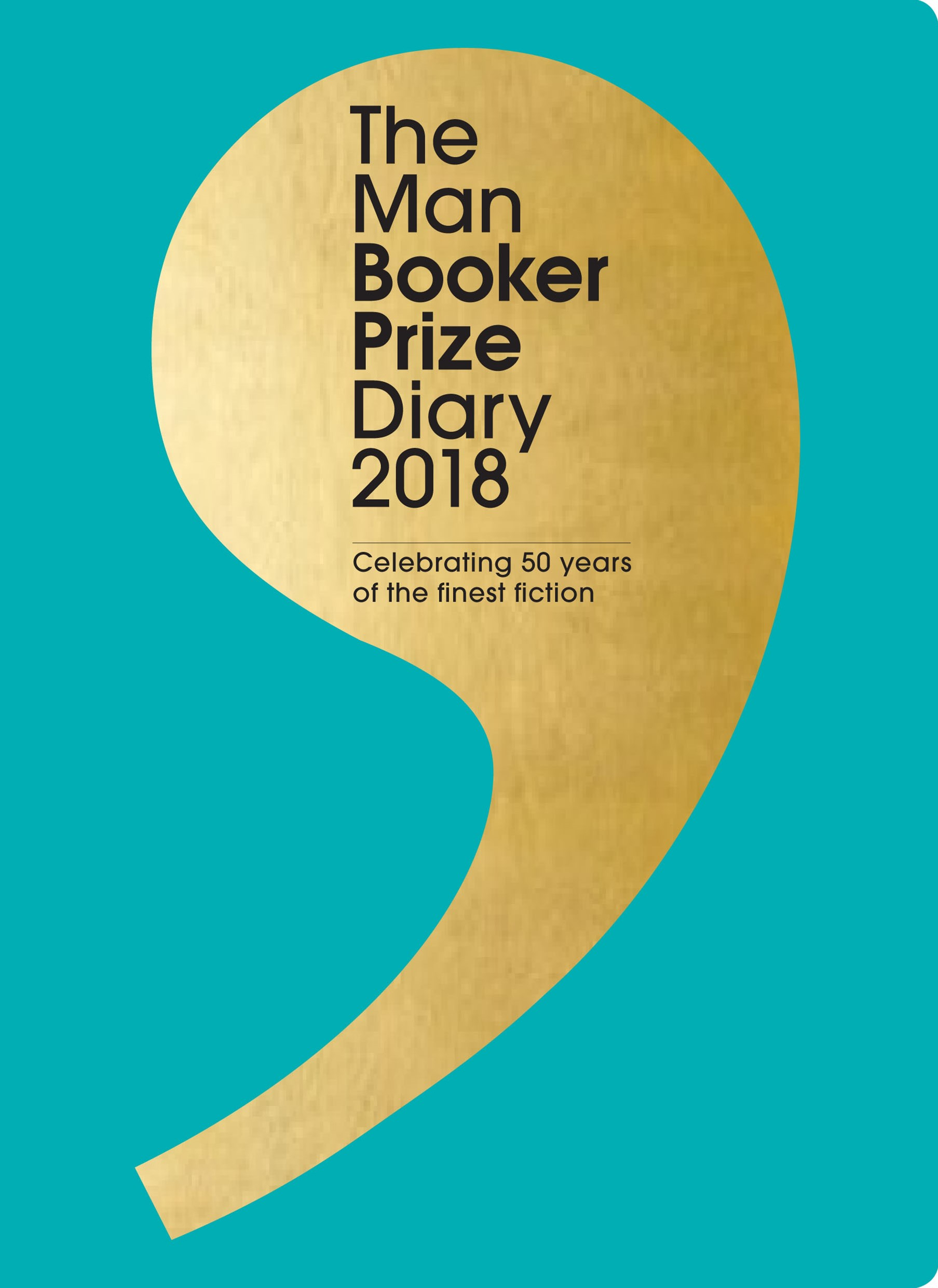 The Man Booker Diary 2018