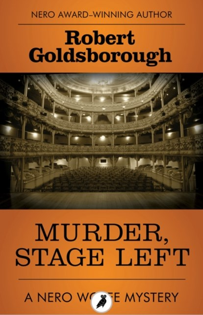 (ebook) Murder, Stage Left