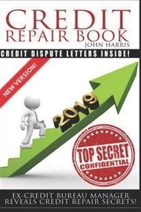 Credit Repair Book by John Harris (9781791784669) - PaperBack - Business & Finance Finance & investing