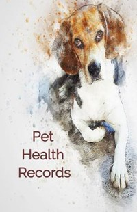 Pet Health Records by Ramini Brands (9781796208122) - PaperBack - Pets & Nature Domestic animals