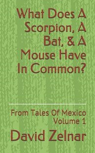 What Does a Scorpion, a Bat, & a Mouse Have in Common? by David Zelnar (9781796864618) - PaperBack - Fantasy