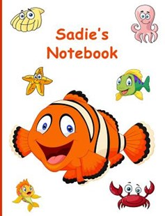Sadie's Notebook by My Precious Journals (9781797522524) - PaperBack - Non-Fiction Art & Activity