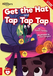 Get The Hat and Tap Tap Tap by Robin Twiddy (9781839272776) - PaperBack - Children's Fiction