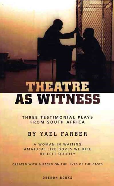 Theatre as Witness