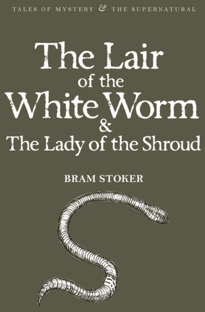 Lair of the White Worm/ The Lady of the Shroud