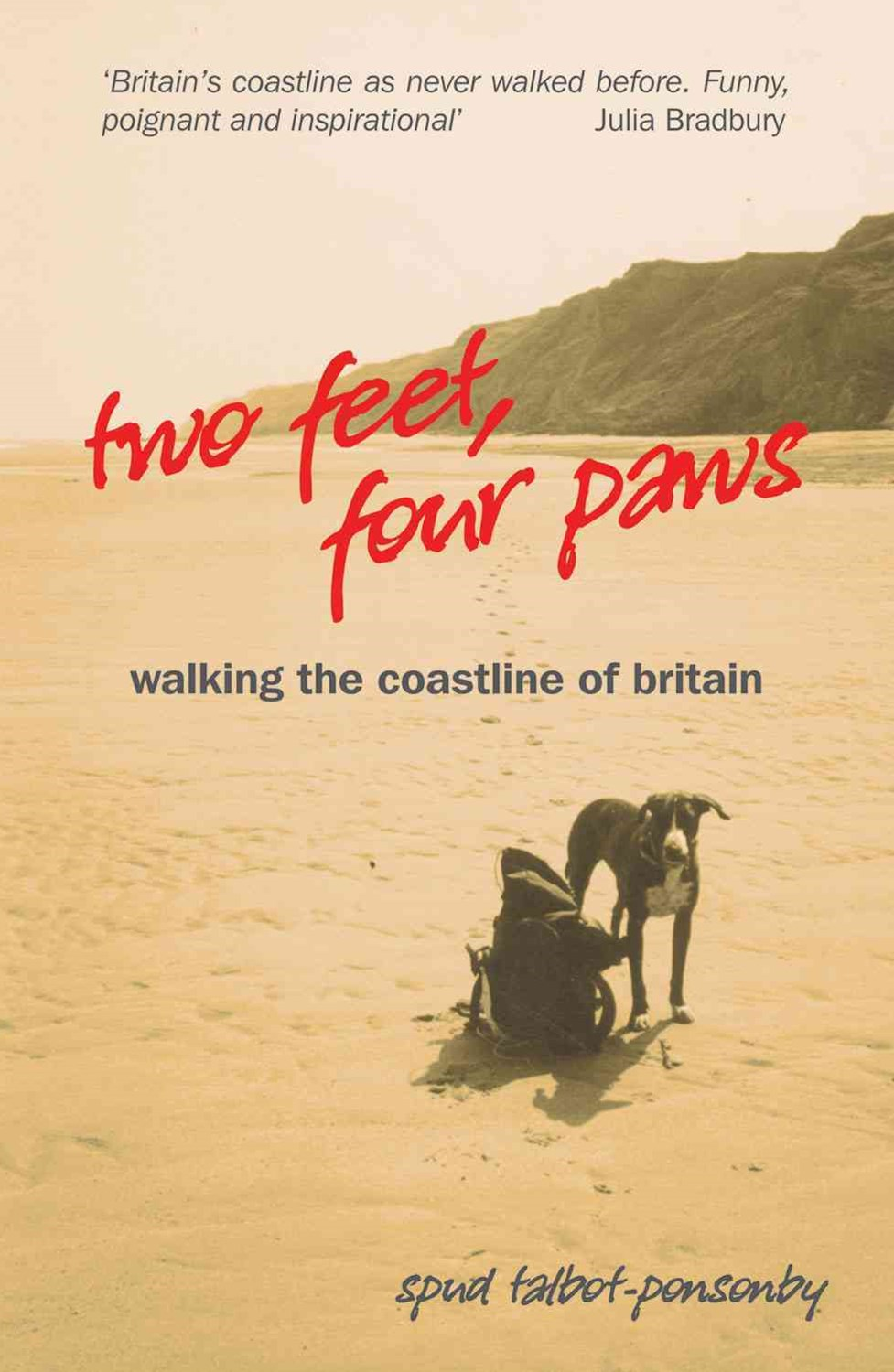 Two Feet, Four Paws: Walking the Coastline of Britain