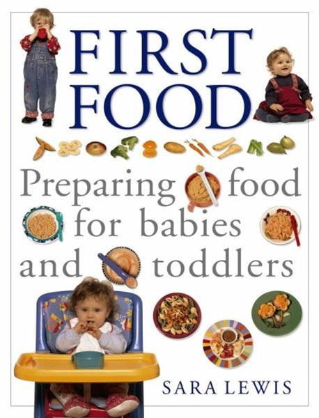 Baby and Toddler Cookbook and Meal Planner