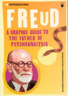 Introducing Freud by Richard Appignanesi, Oscar Zarate, Oscar Zarate (9781840468519) - PaperBack - Biographies General Biographies