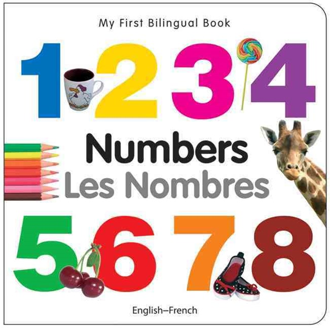 Numbers - My First Bilingual Book