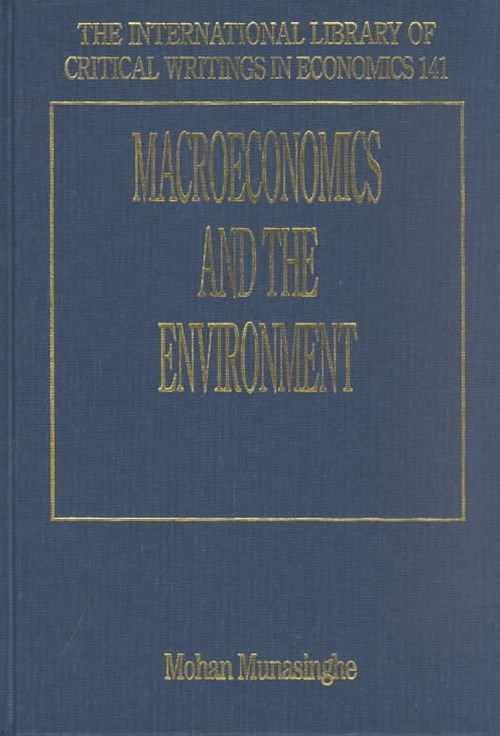 Macroeconomics and the Environment