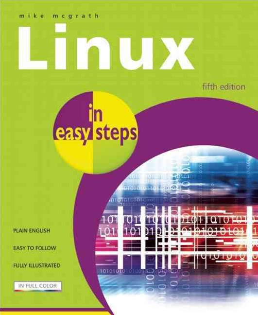 Linux in easy steps 5/e