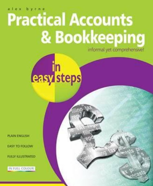 Bookkeeping in easy steps