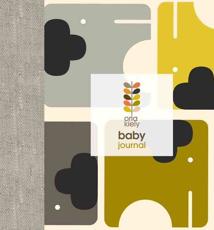 Orla Kiely Baby Journal