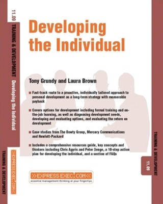 Developing the Individual