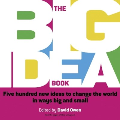The Big Idea Book