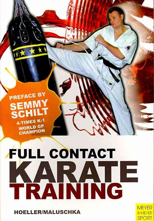 Full Contact Karate Training