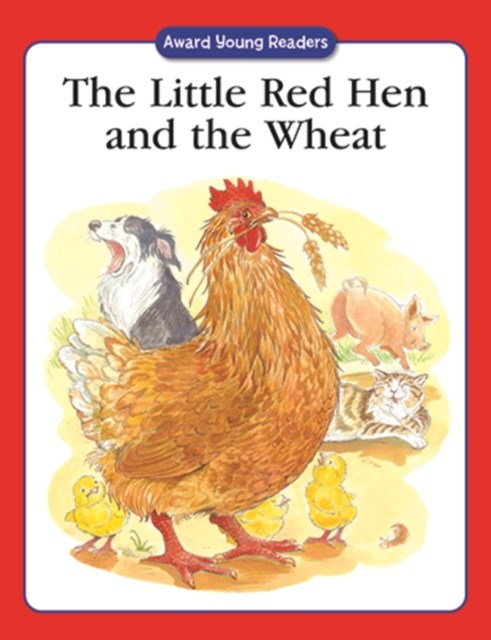 Little Red Hen and the Wheat