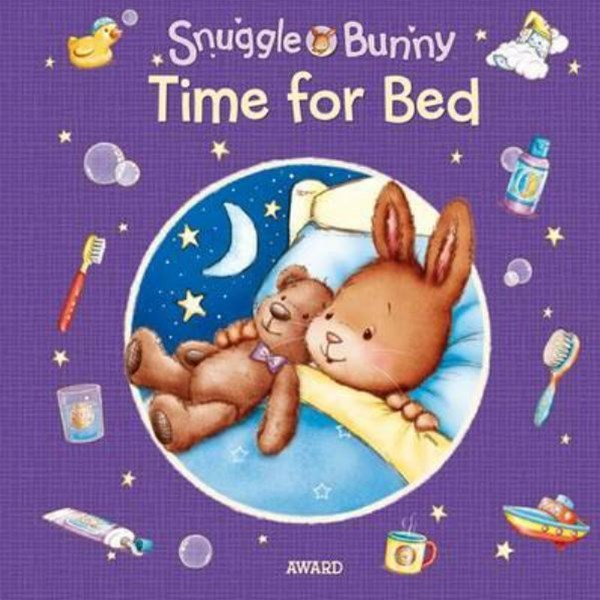 Snuggle Bunny: Time for Bed