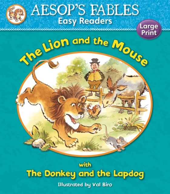 Aesop's Fables Lion and the Mouse/Donkey and the Lapdog