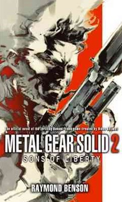 Metal Gear Solid: Book 2