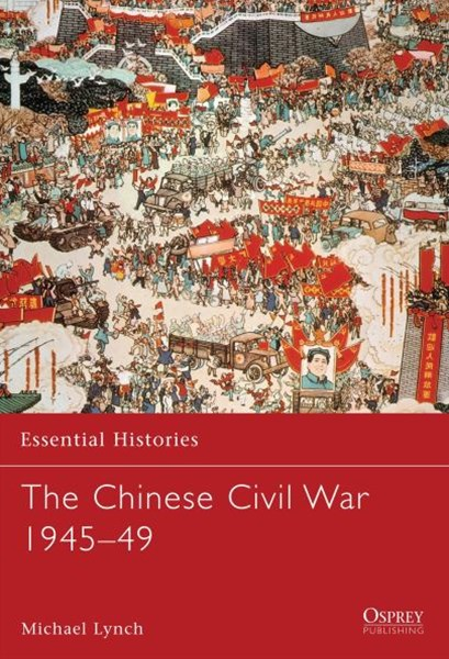 The Chinese Civil War, 1945-49