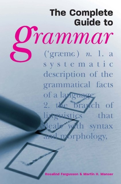 Complete Guide to Grammar