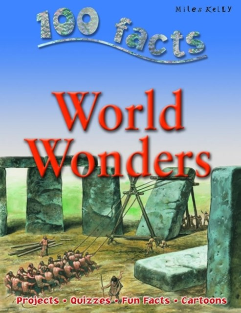 100 Facts - World Wonders