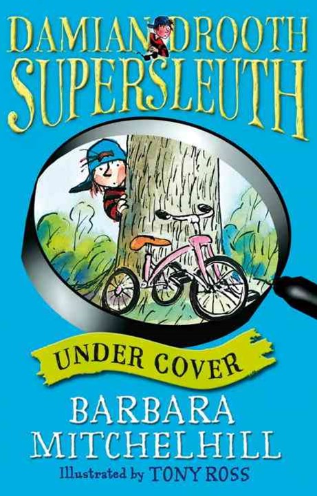 Damian Drooth, Supersleuth: Under Cover
