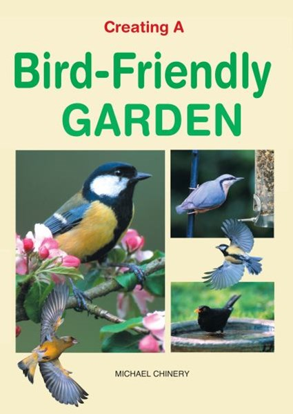 Creating a Bird Friendly Garden