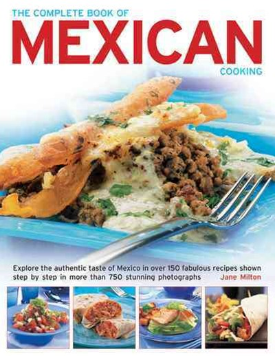 The Complete Book of Mexican Cooking