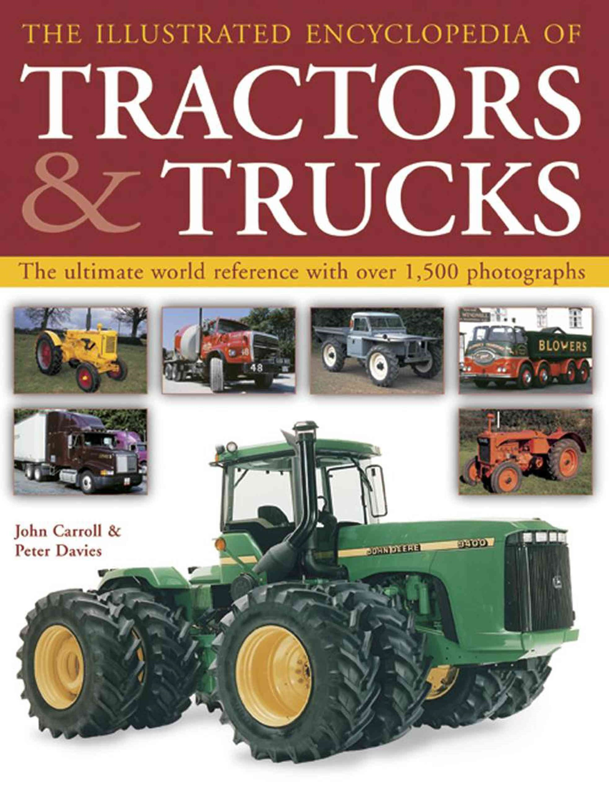Illustrated Encyclopedia of Tractors & Trucks