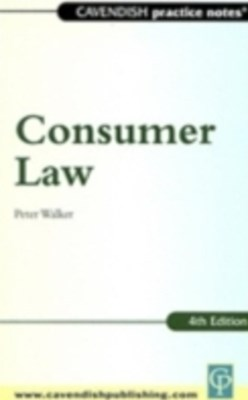 Practice Notes on Consumer Law