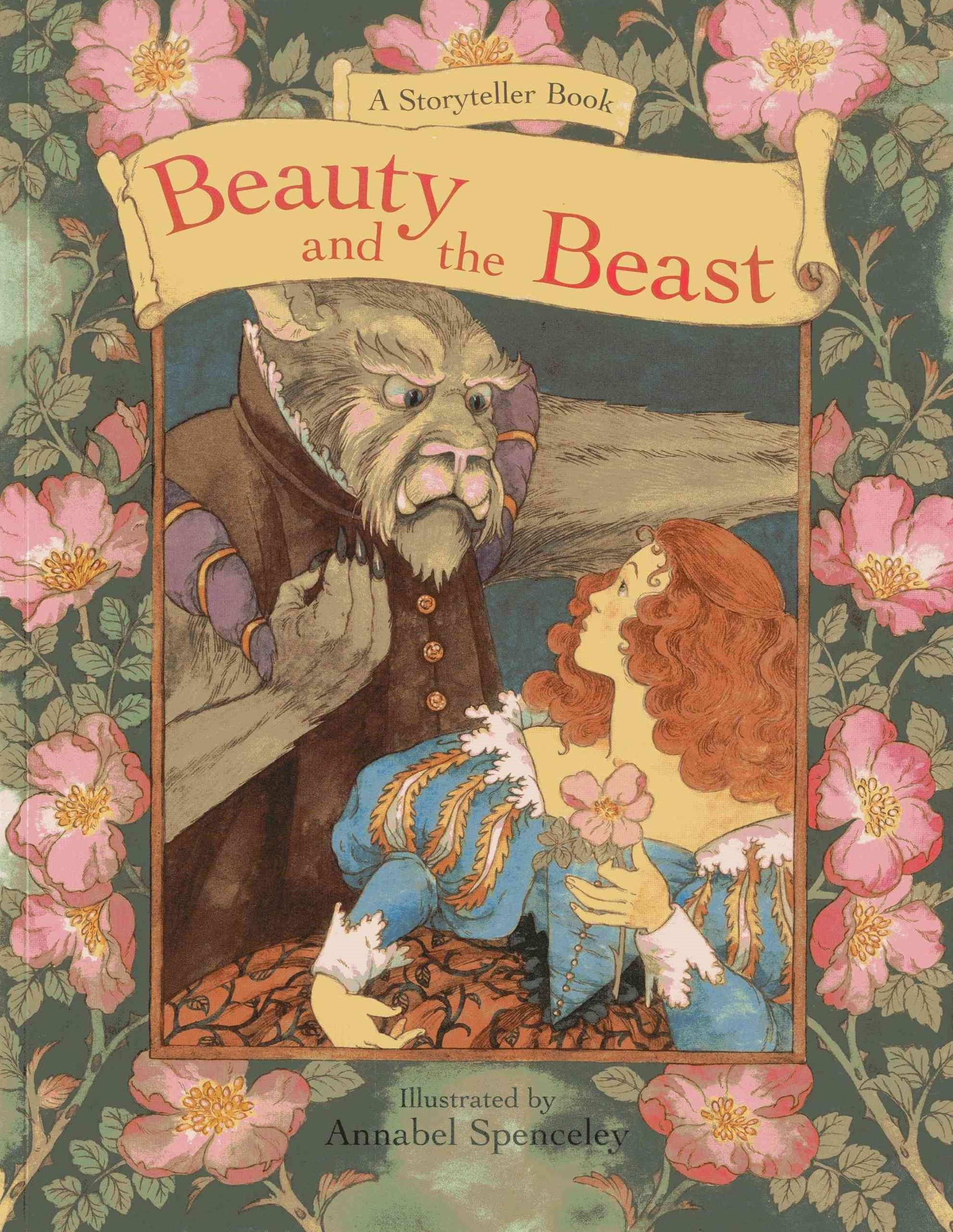 Storyteller Book Beauty and the Beast