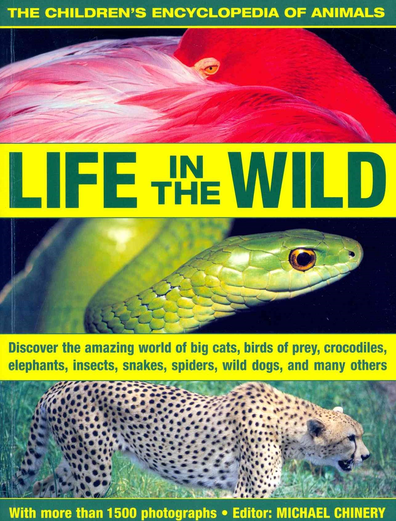 Children's Encyclopedia of Animals: Life in the Wild