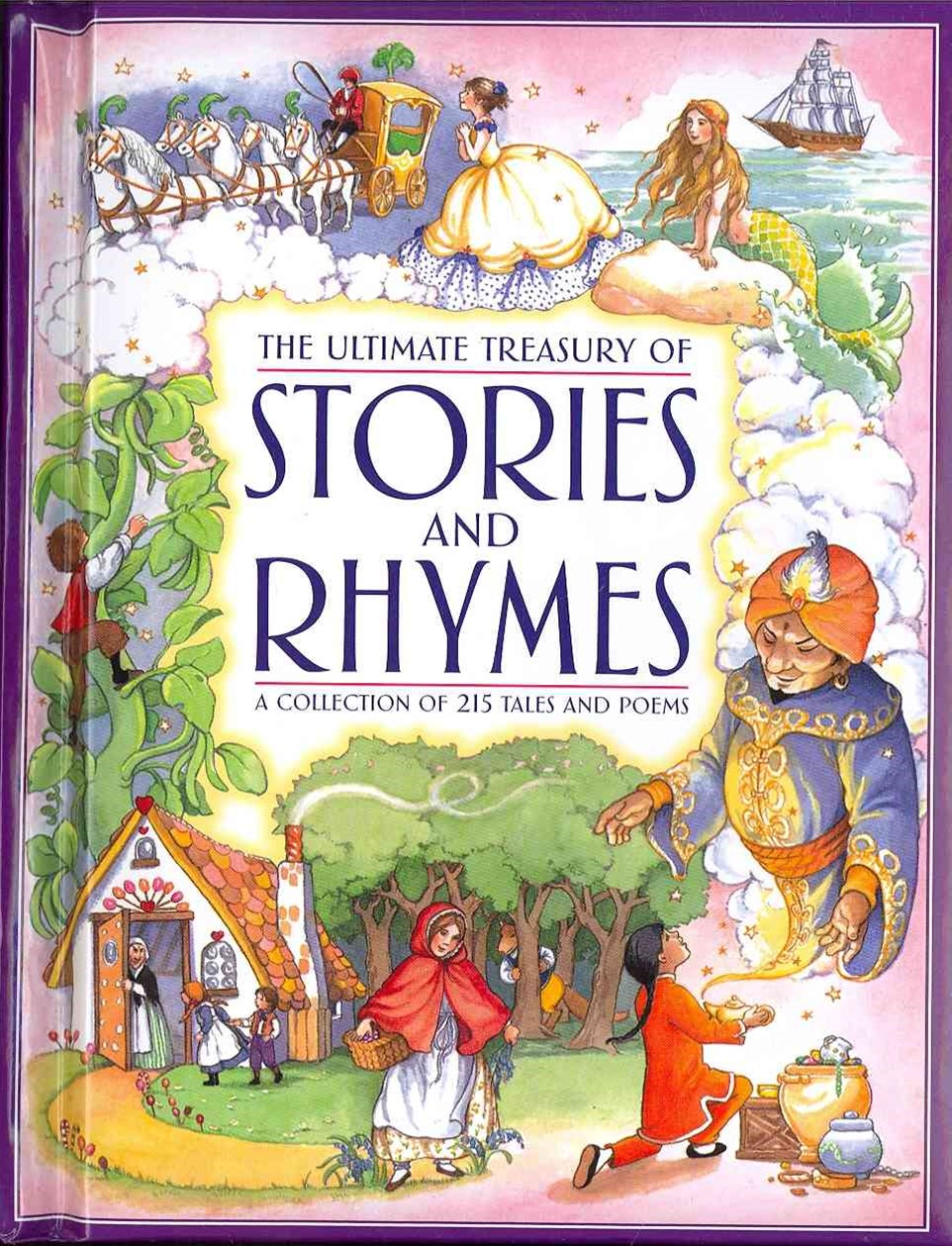 Ultimate Treasury of Stories and Rhymes