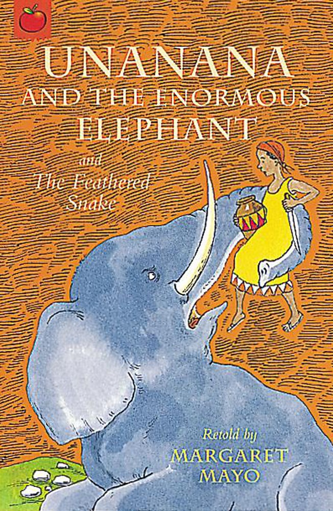 Unanana and the Enormous Elephant