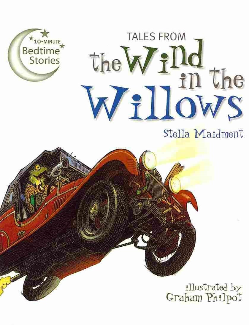 Tales from Wind in the Willows