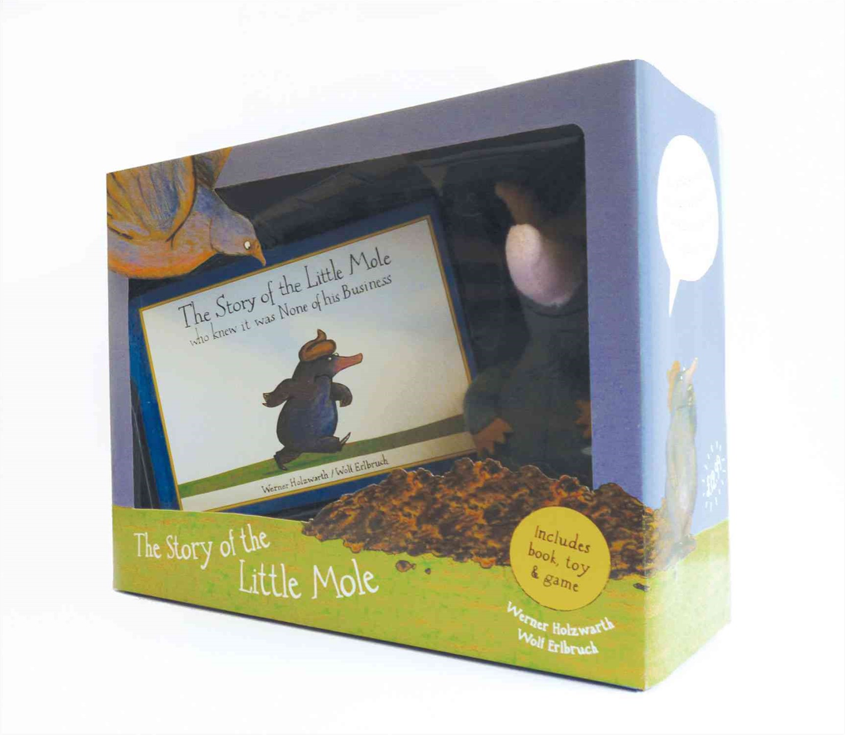 Little Mole Box Set