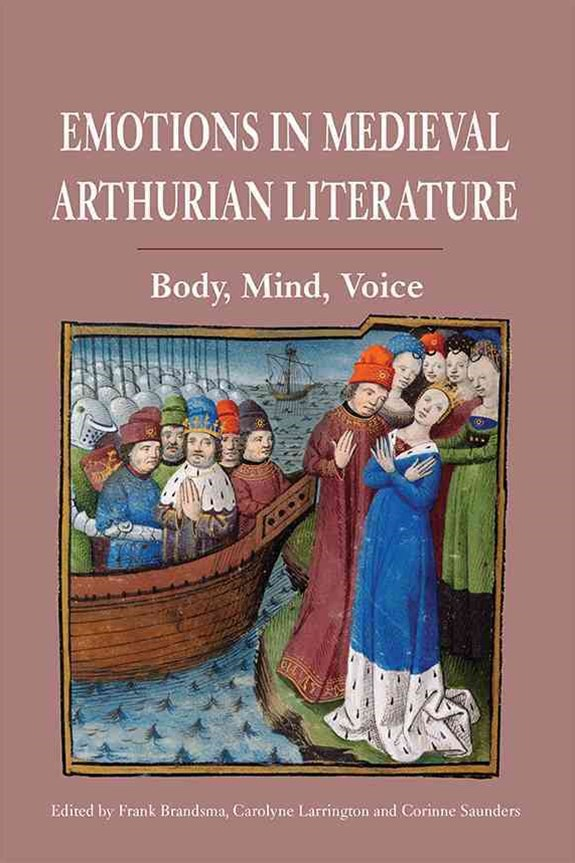 Emotions in Medieval Arthurian Literature