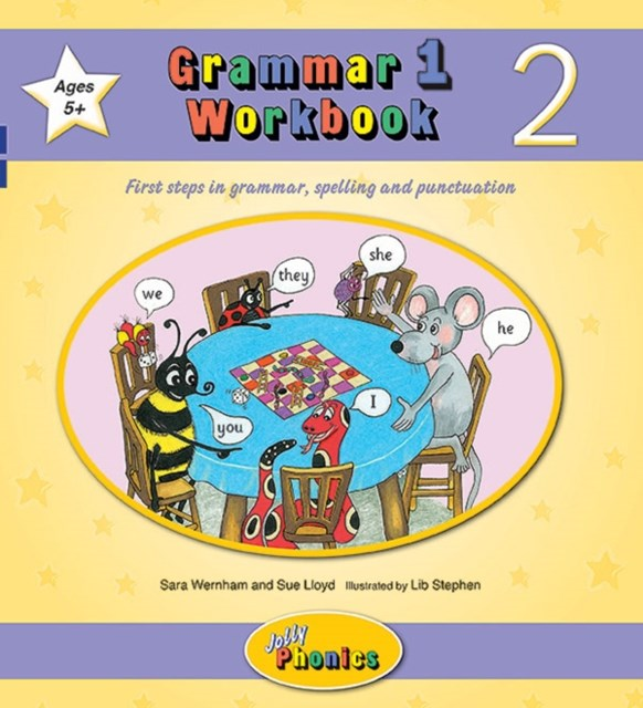 Grammar 1 Workbook 2