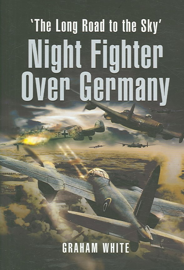 Night Fighter Over Germany