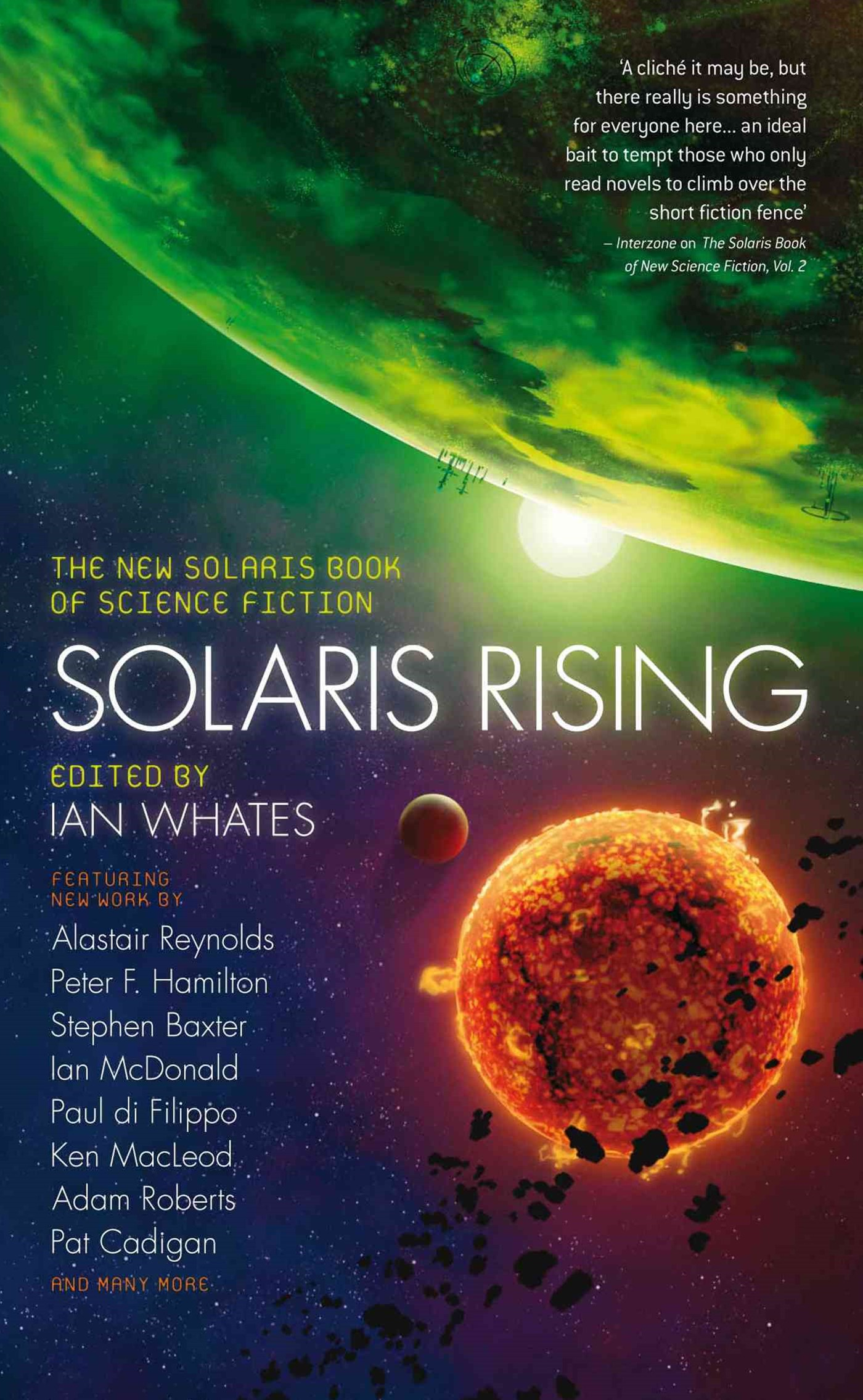 The Solaris Book of New Science Fiction 2007